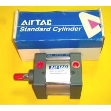 Airtac Cylinder SC100X25, Standard Cylinder 100MM Bore X 25MM Stroke, Metric Cylinde