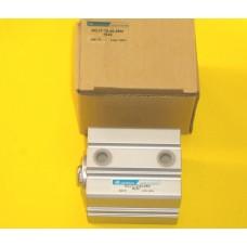 Mindman Cylinder MCJT-12-40-25M, Compact Cylinder 40MM Bore X 25MM Stroke