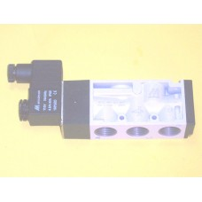 Mindman Solenoid Valve MVSC-460-4E1, 4-way, Single Solenoid, specify voltage, 1/2 NPT