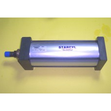 "Starcyl Cylinder ST30F1-4X10-2-NC-P2, NFPA Interchangeable 4"" bore X 10"" stroke, oversize rod"