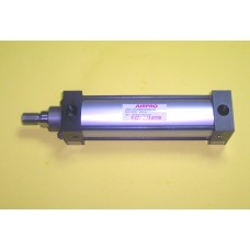 """Taiyo Cylinder 250A-1SD200M1B0600-AB, NFPA Interchangeable 2"""" bore X 6"""" stroke, oversize rod"""