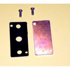 Fastek USA Manifold Blank Plate, BP-300,  N4V-300 Series