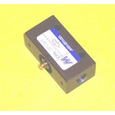 Mindman Plunger Valve Model EPA-100-NPT, 1/8 NPT