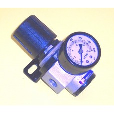 Mindman Regulator, MAR300-08A-NPT, 1/4 NPT Regulator