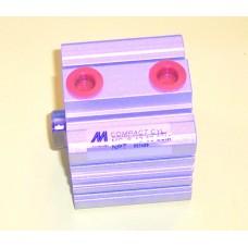 Mindman Cylinder MCJS-12-50-20M, Compact Cylinder 50MM Bore X 20MM Stroke