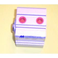 Mindman Cylinder MCJT-12-40-10M, Compact Cylinder 40MM Bore X 10MM Stroke