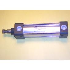"Mindman Cylinder MCQN-11-1.1/2-4M, NFPA Interchangeable 1 1/2 bore X 4"" stroke"