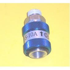 Mindman Slide valve Model MVHS-10A, 3/8 NPT