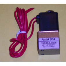 Fastek USA Solenoid Valve N2V-025-06, 1/8 NPT, Single Solenoid, specify voltage, replaces 2V025-06