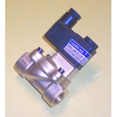 Fastek USA Solenoid Valve N2V-130-15, 1/2 NPT, Single Solenoid, specify voltage, replaces 2V130-15