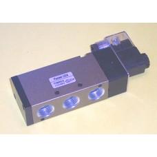 Fastek USA Solenoid Valve N4V-410-15, 1/2 NPT, Single Solenoid, specify voltage, replaces 4V410-15